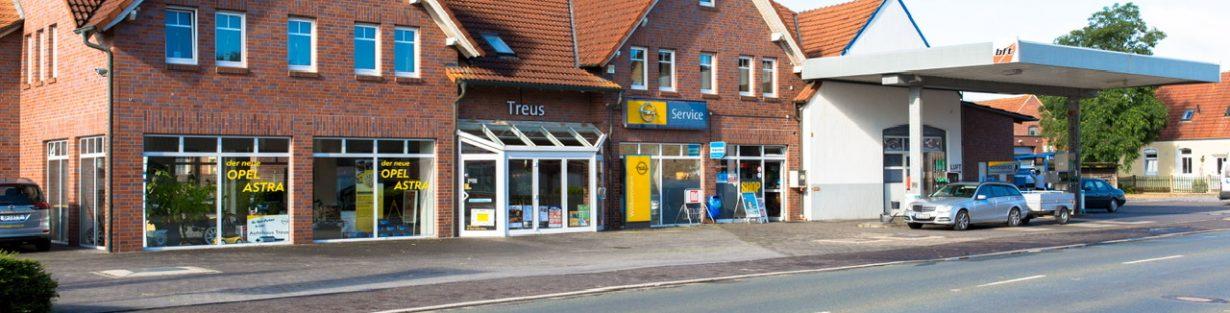 Autohaus Treus GmbH & Co. KG