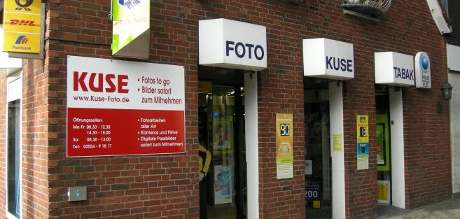 Kuse Post Foto Lotto
