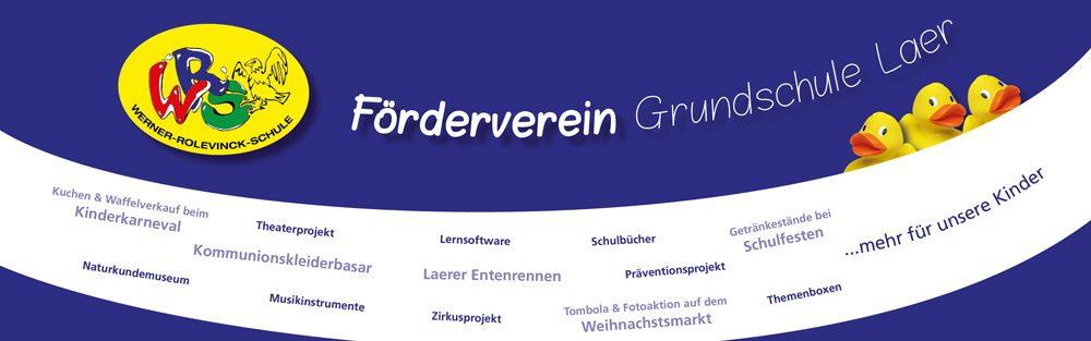 Förderverein der Werner-Rolevinck-Schule